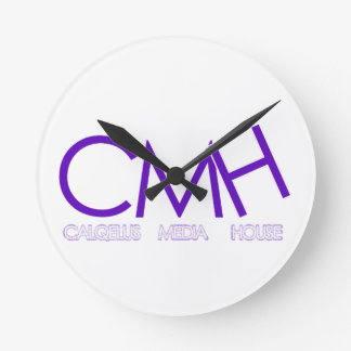 OFFICIAL CMH ROUND CLOCK