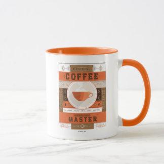Official Coffee Brew Master Mug