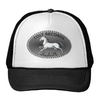 Official Colt Records Cap Trucker Hat