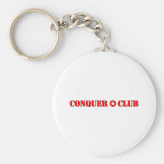 Official Conquer Club Keychain