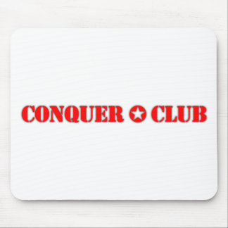 Official Conquer Club Mouse Pad