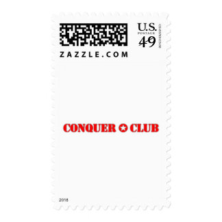 Official Conquer Club Postage Stamps