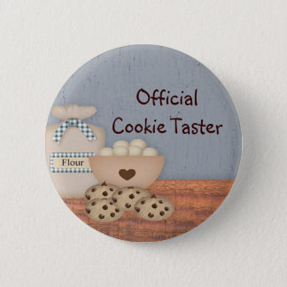 Official Cookie Taster Button