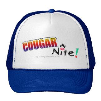 Official Cougar 'Nite Cap' Hat