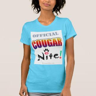 Official Cougar Nite Super Shirts
