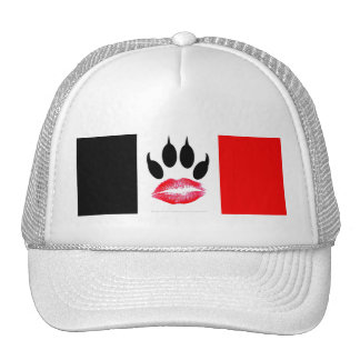 Official Cougar Soda Flag Hat