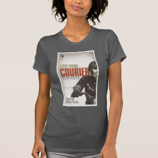 Official Courier Book Cover T-Shirt