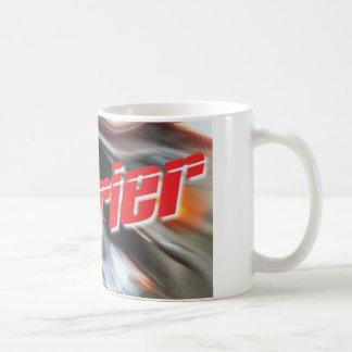 Official Courier T-Shirt Coffee Mug