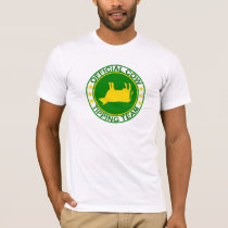 Official Cow Tipping Team t-shirt