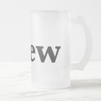 Official /crew Travel Mug