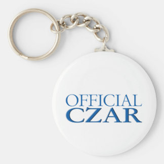 Official Czar Keychains