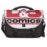 Official D&B Comics Merchandise Laptop Bag