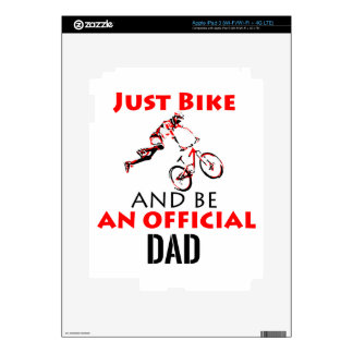 official dad decals for iPad 3