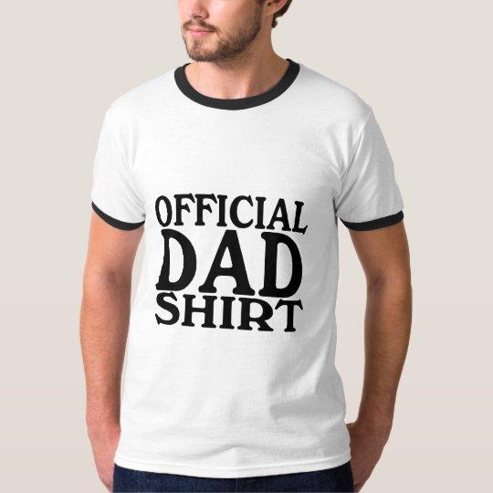 Official Dad Shirt