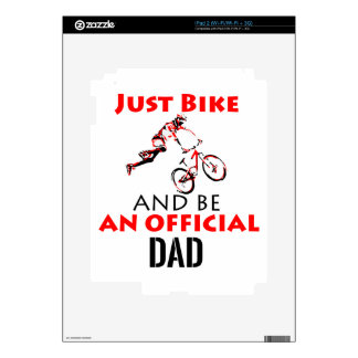 official dad skin for the iPad 2
