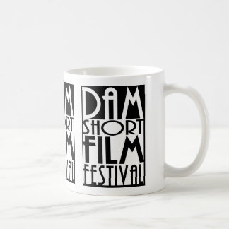 Official Dam Short Film Festival Mug