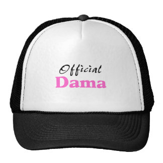 Official Dama Trucker Hat