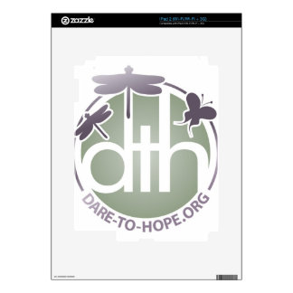 Official Dare to Hope Products iPad 2 Decal