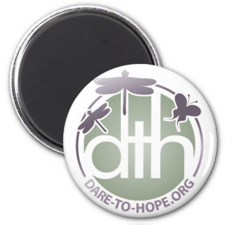 Official Dare to Hope Products Magnet