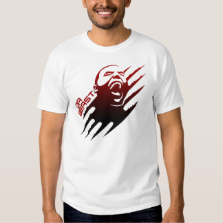 Official Dejuan Blair White,Red, and Black T-Shirt