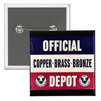Official Depot Buttons
