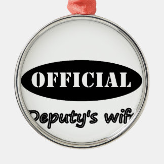 official_deputyswife christmas tree ornaments