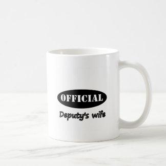 official_deputyswife mug