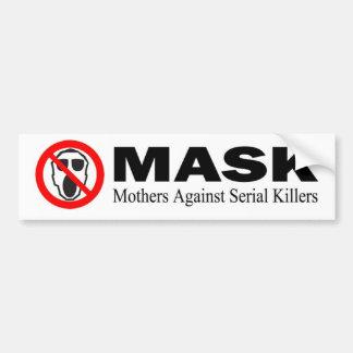 Official Derry MASK Bumper Sticker