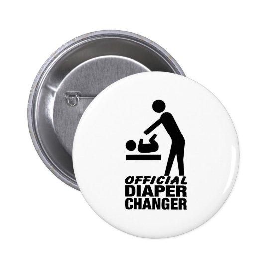 Official Diaper Changer Button
