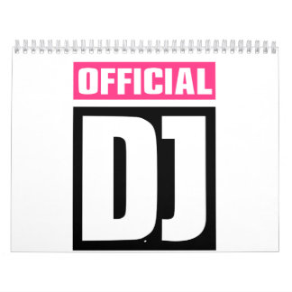 Official DJ Calendar