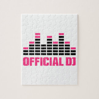 Official DJ Equalizer Puzzles