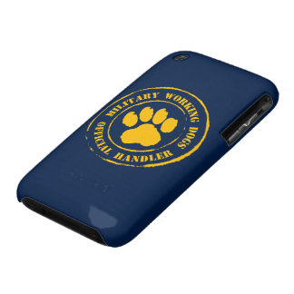Official Dog Handler - MWD Case-Mate iPhone 3 Case