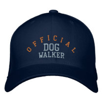 Official Dog Walker Hat