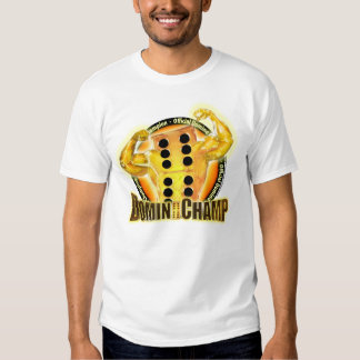 Official Domino Champion T-Shirt