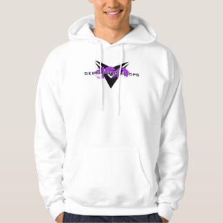 Official DSO Hoodie - Purple w/ Chevrons