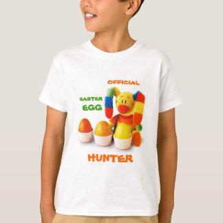 Official Easter Egg Hunter. Easter Gift T-Shirt