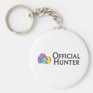 Official Easter Egg Hunter Keychain