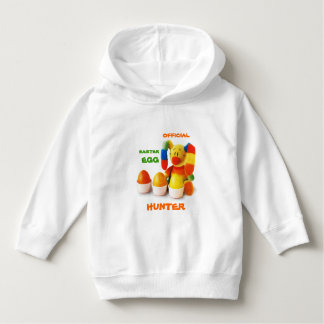 Official Easter Egg Hunter Kids' Hoodie