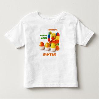 Official Easter Egg Hunter Kids' T-Shirts