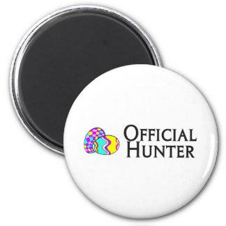 Official Easter Egg Hunter Magnet