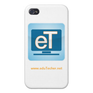Official eduTecher Products iPhone 4/4S Cases
