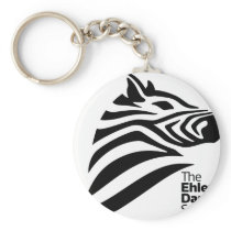 Official Ehlers-Danlos Society Logo Keychain