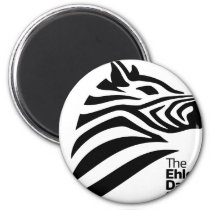 Official Ehlers-Danlos Society Logo Magnet