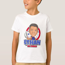 Official Ethan and His Friends T-Shirt! T-Shirt