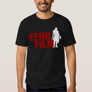 Official FEAR FILM Tee-Shirt - Black T Shirt