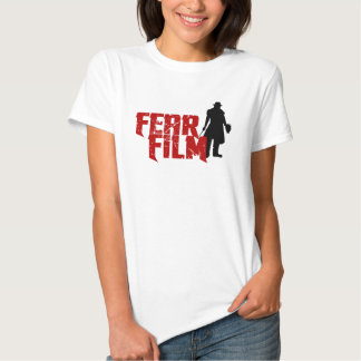 Official FEAR FILM Tee-Shirt for Women Tee Shirt