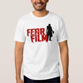 Official FEAR FILM Tee-Shirt Shirt