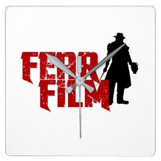 Official FEAR FILM WALL CLOCK