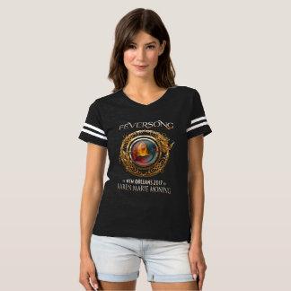 Official Feversong 2017 Football T-Shirt