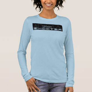 Official Fitted Ladies Urban Shooter T Long Sleeve T-Shirt